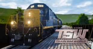 TRAIN SIM WORLD #2: DIESELLOK auf der DREHSCHEIBE! I TRAIN SIMULATOR WORLD CSX HEAVY HAUL deutsch