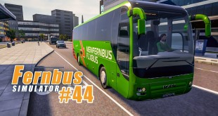 FERNBUS SIMULATOR #44 – Auf nach Potsdam! I Let's Play Fernbus Simulator deutsch