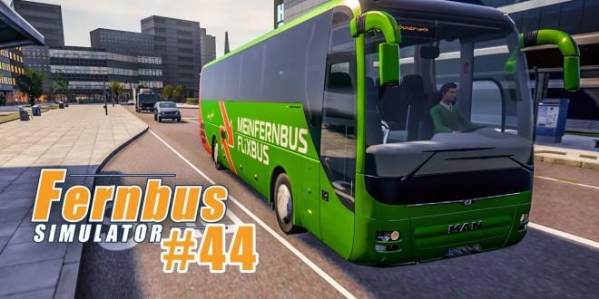 FERNBUS SIMULATOR #44 – Auf nach Potsdam! I Let's Play Fernbus Simulator deutsch
