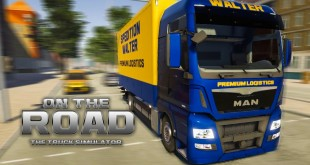 ON THE ROAD – Truck Simulator #2: Durch die Hauptstadt Berlin! | LKW-Simulator OTR