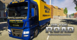 ON THE ROAD – Truck Simulator #3: Angekommen in Magdeburg! | LKW-Simulator OTR