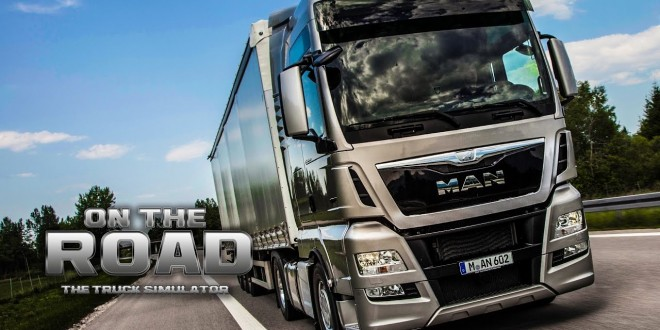 ON THE ROAD – Truck Simulator #1: Mit dem MAN TGX von Kiel nach Hannover!  | LKW-Simulator OTR