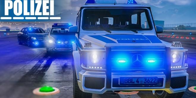 Mit VOLLGAS durchs Gelände mit der G-KLASSE! | Achtung: POLIZEI #6 GTA V LSPDFR deutsch
