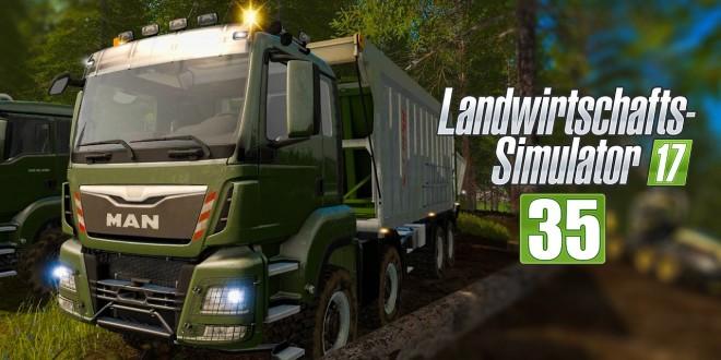 LS17 Forst #35 – Neue Map Woodshire und Mods! I LANDWIRTSCHAFTS-SIMULATOR 17 FORST-Projekt
