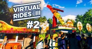 VIRTUAL RIDES 3 #2: Haunted Spin im Kirmes-Simulator!  – Gameplay deutsch
