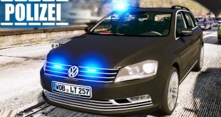 Zivilstreife und BANKÜBERFALL – mit Diplomatie?! | Achtung: POLIZEI GTA V LSPDFR deutsch