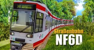 OMSI 2 Straßenbahn NF6D #5 – Mit der DOPPELTRAKTION auf der Linie 302 vom Betriebshof aus!