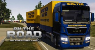 ON THE ROAD – Truck Simulator #5: Auftrag beenden in Berlin! | LKW-Simulator OTR