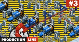 PRODUCTION LINE #3: Volles Risiko: Zweite Produktionsstraße! I Auto-Fabrik-Simulator deutsch