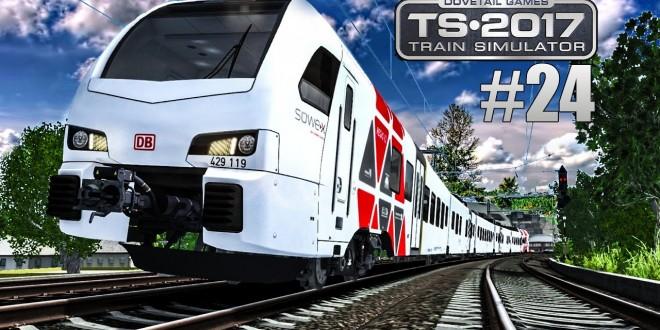 Train Simulator #24: STADLER FLIRT 3 als SÜWEX Richtung Koblenz Hbf! Filz in Zügen?