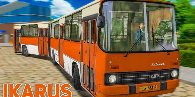 OMSI 2: Mit dem Citybus IKARUS i280 unterwegs in STETTIN! PREVIEW vom DDR-Bus