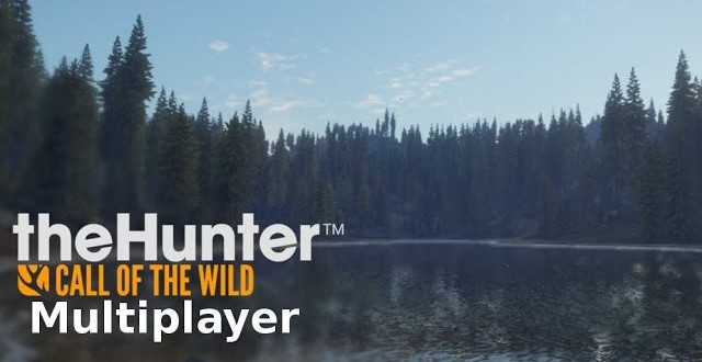 THE HUNTER: Multiplayer #13: War da was?! | theHunter: Call of the Wild Multiplayer deutsch