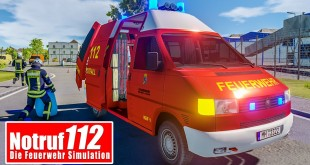 NOTRUF 112 #46: VERSCHALUNG! KEF muss zum Verriegeln rausfahren! I Feuerwehr-Simulation