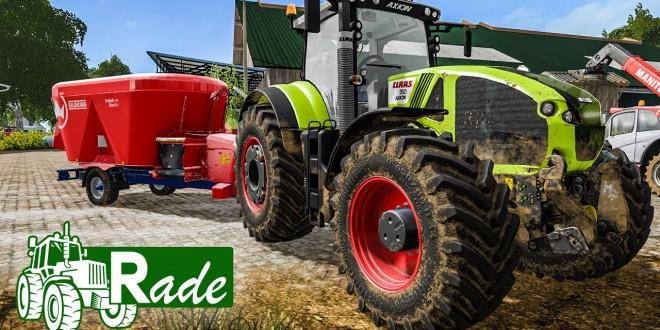 LS17: GEMEINDE RADE #66: So war die Farmcon! | LANDWIRTSCHAFTS-SIMULATOR 2017