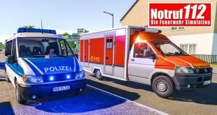 NOTRUF 112 #47: Person hinter verschlossener Tür! Lebt Tante Ulla noch? I Feuerwehr-Simulation