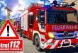 NOTRUF 112 #50: E-HORN und PASSANTEN auf der Einsatzfahrt mit Blaulicht! I Feuerwehr-Simulation