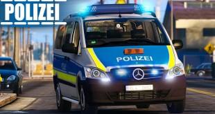 SUIZID-Versuch: Einsatz mit dem MB Vito! | Achtung: POLIZEI #11 GTA V LSPDFR deutsch
