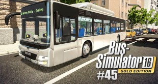 BUS SIMULATOR 16 #45: Neuanfang mit dem MAN A21 CNG Pack | BUS-Simulator 2016 Gold Edition