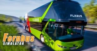 FERNBUS SIMULATOR: Busfahrer Manni am Steuer des NEOPLAN SKYLINER