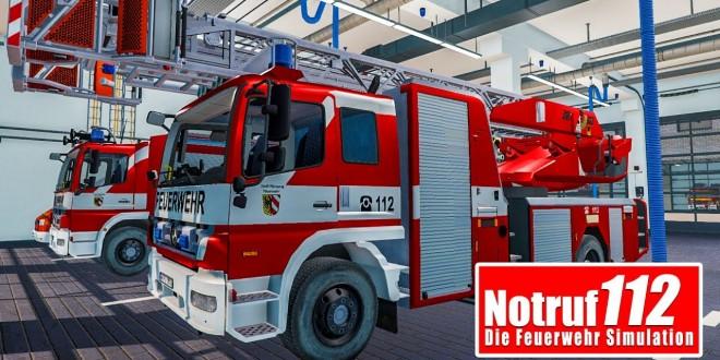 NOTRUF 112 #51: Melderalarm im SUPERMARKT! I Feuerwehr-Simulation