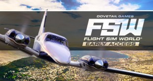 DTG FLIGHT SIM WORLD – Rundflug mit dem neuen FLUG-SIMULATOR 2017!