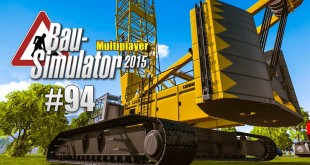 Bau-Simulator 2015 Multiplayer #094 – Der RAUPENKRAN in Aktion! CONSTRUCTION SIMULATOR