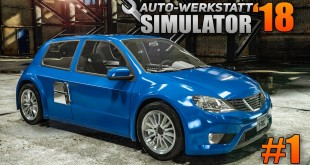 Auto-Werkstatt Simulator 2018 #1 – Schrott-Autos reparieren! | CAR MECHANIC SIMULATOR 2018 deutsch