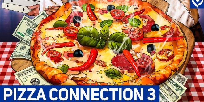 PIZZA CONNECTION 3: Interview und Gameplay zum Pizzeria-Simulator!