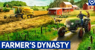 FARMERS DYNASTY: Interview zum neuen Landwirtschafts-Simulator von UIG!