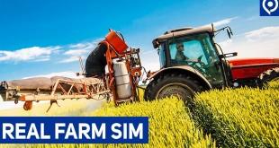 REAL FARM SIM: Neuer Landwirtschafts-Simulator von SOEDESCO! Interview zu Real Farm Sim EN