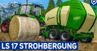 LS 17: Add-On STROHBERGUNG Interview und Gameplay zum Strohbergung-DLC!