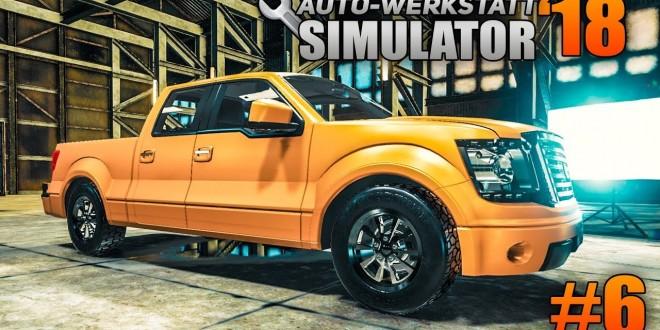 Auto-Werkstatt Simulator 2018 #6 – Was ist hier kaputt?   CAR MECHANIC SIMULATOR 2018 deutsch
