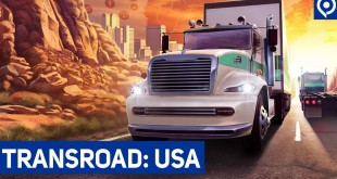 TRANSROAD: USA – Interview und Gameplay zum LKW-Logistik-Simulator!