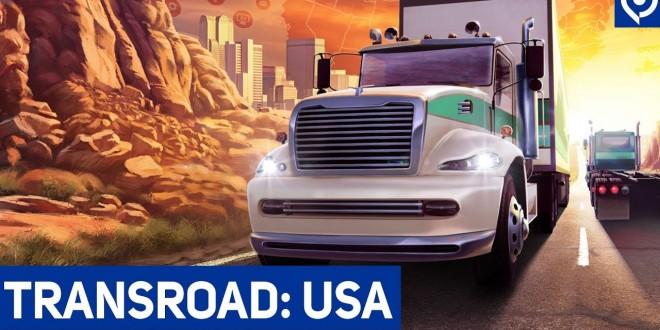 TRANSROAD: USA – Interview und Gameplay zum LKW-Logistik-Simulator!