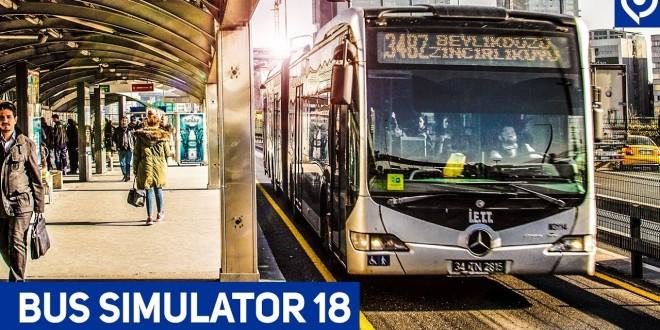 BUS SIMULATOR 18: Interview zur neuen Bus-Simulation mit Multiplayer und Unreal Engine!