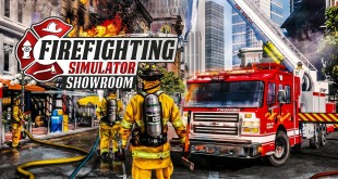 Firefighting Simulator: Showroom des Rosenbauer-Feuerwehrfahrzeugs!