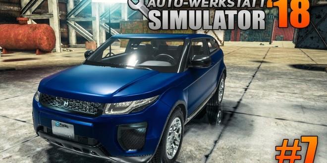 Auto-Werkstatt Simulator 2018 #7 – ABS-Pumpe ist da   CAR MECHANIC SIMULATOR 2018 deutsch