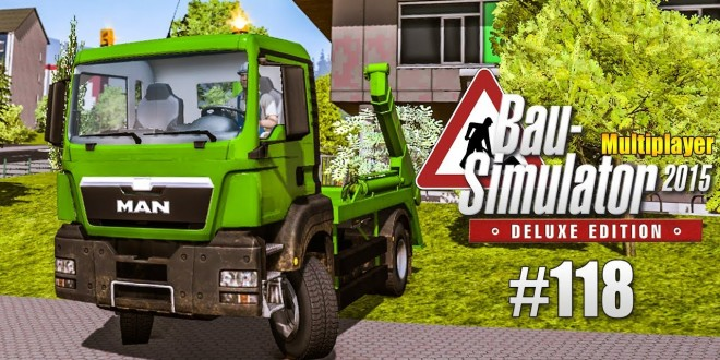 Bau-Simulator 2015 Multiplayer #118 – Jetzt mit MODS! CONSTRUCTION SIMULATOR Deluxe