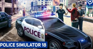 POLICE SIMULATOR 18: Gameplay und Interview zum Polizei-Simulator mit Multiplayer!