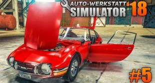 Auto-Werkstatt Simulator 2018 #5 – Reifenwechsel mit auswuchten! | CAR MECHANIC SIMULATOR 2018