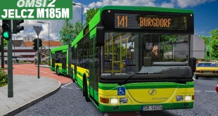 OMSI 2: JELCZ M185M in Winsenburg #1 – Diskussionen zu The Bus und LOTUS