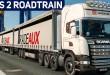 ETS 2: XXL ROADTRAIN mit 4 Trailern Borsäure quer durch Europa! 1/2