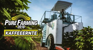 PURE FARMING 2018: Kaffeeernte in Kolumbien! | Preview Gameplay #2 deutsch