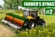 FARMERS DYNASTY #2: Feld pflügen für die Nachbarin!   Preview der Landwirtschaftssimulation! deutsch