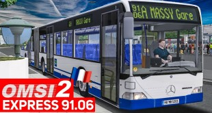 OMSI 2 Add-on Express 91.06 #3: Die Citaro GÜ-Fahrt des GRAUENS! | Bus-Simulator