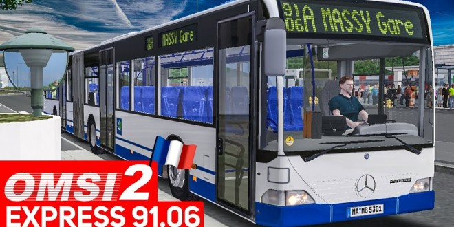 OMSI 2 Add-on Express 91.06 #3: Die Citaro GÜ-Fahrt des GRAUENS! | Bus-Simulator