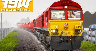 TRAIN SIM WORLD: Great Western Express #5 – Güterverkehr mit der Class 66