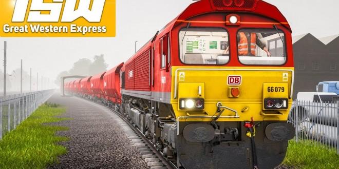 TRAIN SIM WORLD: Great Western Express #5 – Güterverkehr mit der Class 66