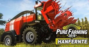 PURE FARMING 2018: Hanf ernten im neuen Landwirtschafts-Simulator! | Preview Gameplay #1 deutsch