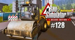 Bau-Simulator 2015 Multiplayer #128 – Der erste MOD-Auftrag! CONSTRUCTION SIMULATOR Deluxe